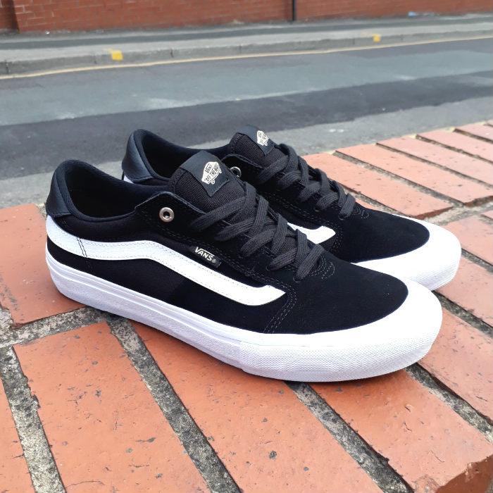 Vans Style 112 Pro Shoes Black