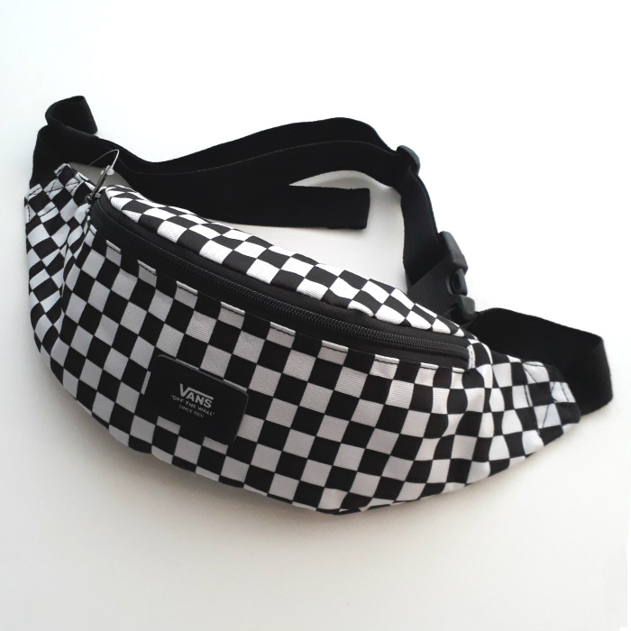 Vans - Ward Cross Body - Mini Pack / Bag - Black/White Checkerboard