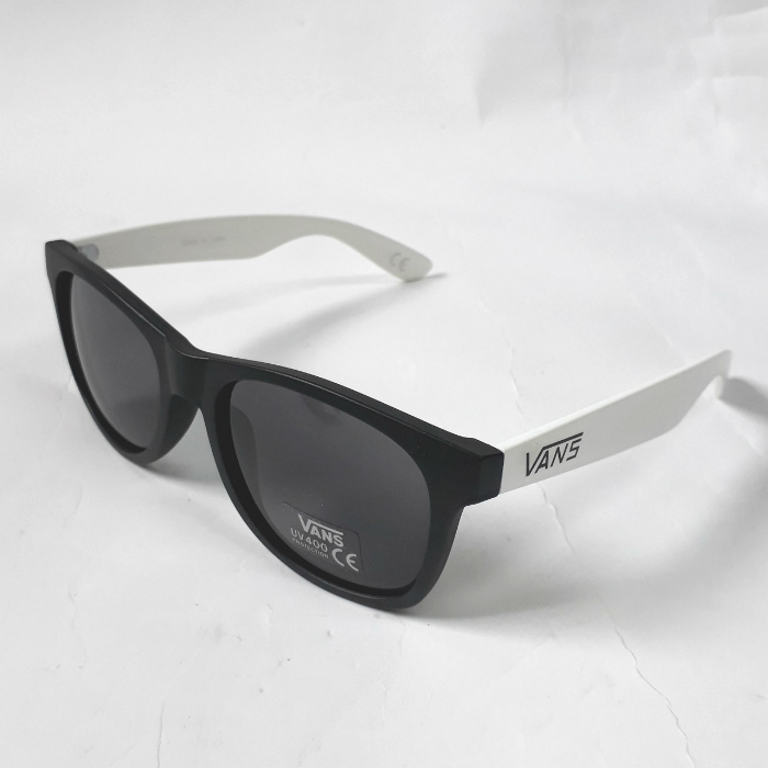 Vans - Spicoli 4 Sunglasses - Black/White