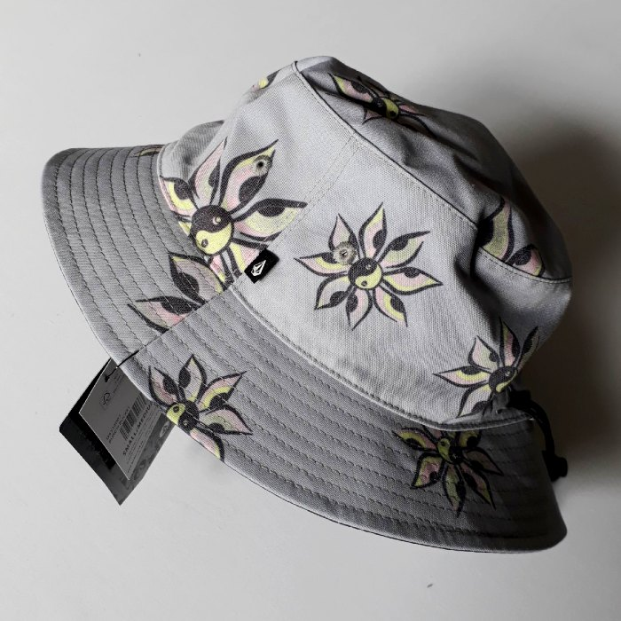 Volcom - Burch - Bucket Hat - Dark Charcoal