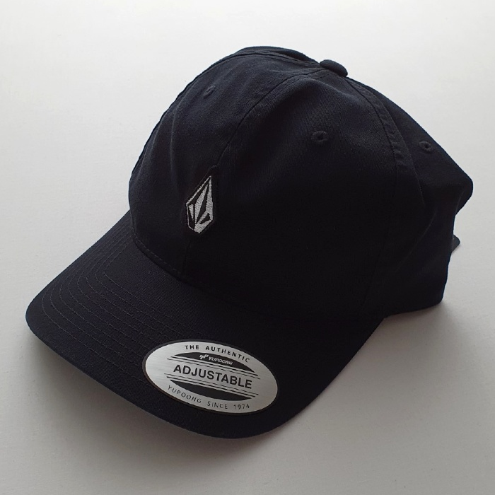 Volcom - Mini Mark - Strapback Cap - Black