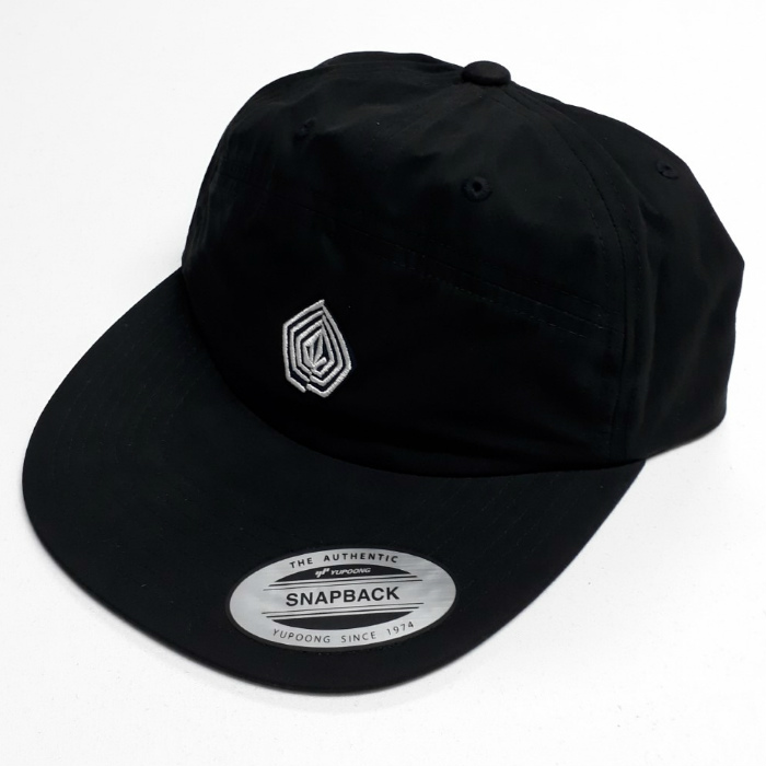 Volcom - Noa Stone - Unstructured Cap - Black