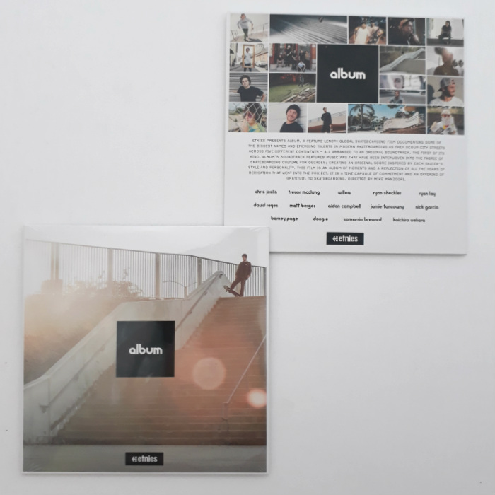 etnies album - Video DVD